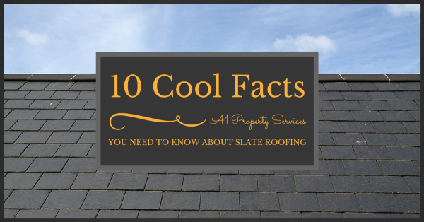 10 Cool Facts About Slate Roofing