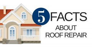 5 facts about roof repair